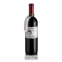 """Vino Rosso Senza Solfiti Biologico """"Meriggio"""" Corte d'Aibo 2016"""