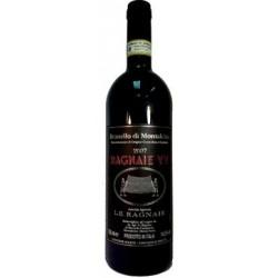 """Brunello di Montalcino """"Vecchie Vigne"""" Le Ragnaie 2007"""