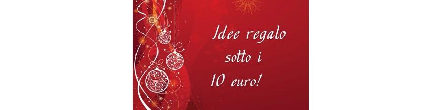 Regali sotto i 10 euro