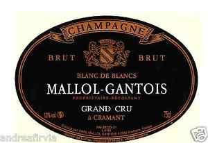 Champagne Mallol Gantois