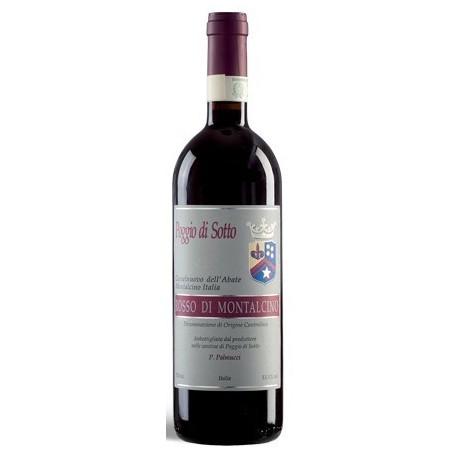 Rosso di Montalcino Poggio di Sotto 2012