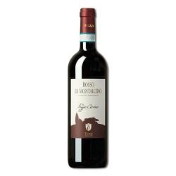 """Rosso di Montalcino """"Poggio Cerrino"""" Tiezzi 2014"""