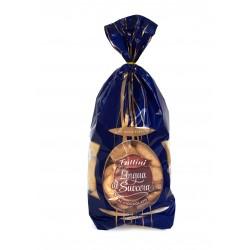 Lingua di Suocera con gocce di cioccolato Tattini 400 g