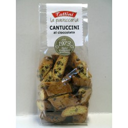 Cantuccini al Cioccolato Tattini