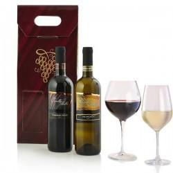 Confezione Regalo 2 Bottiglie Vino