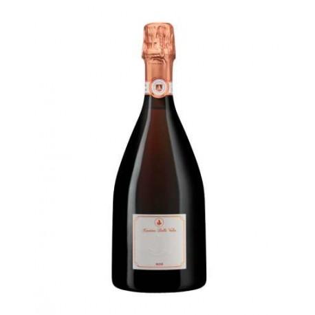 Lambrusco Spumante Metodo Classico Rosé Brut Cantina della Volta 2014