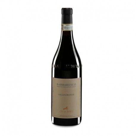 Barbaresco Vallegrande Ca' del Baio 2016