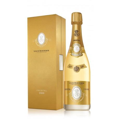 Champagne Brut Cristal Louis Roederer 2008 (astuccio)