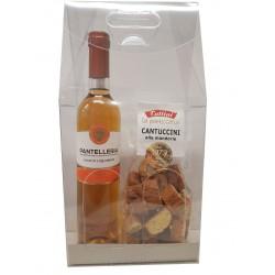 Idee Regalo con Cantucci e Passito di Pantelleria