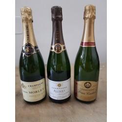 Lotto Champagne Favola